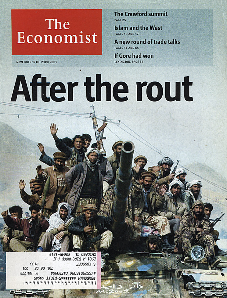 The Economist Vol. 361 No. 8248