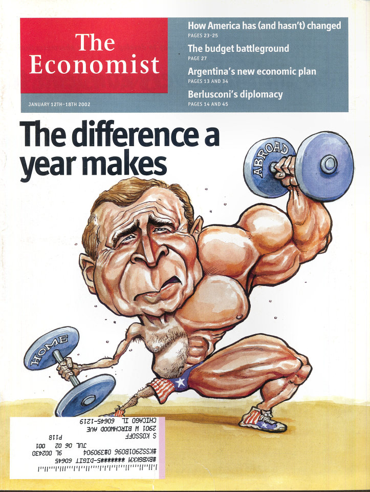 The Economist Vol. 362 No. 8255