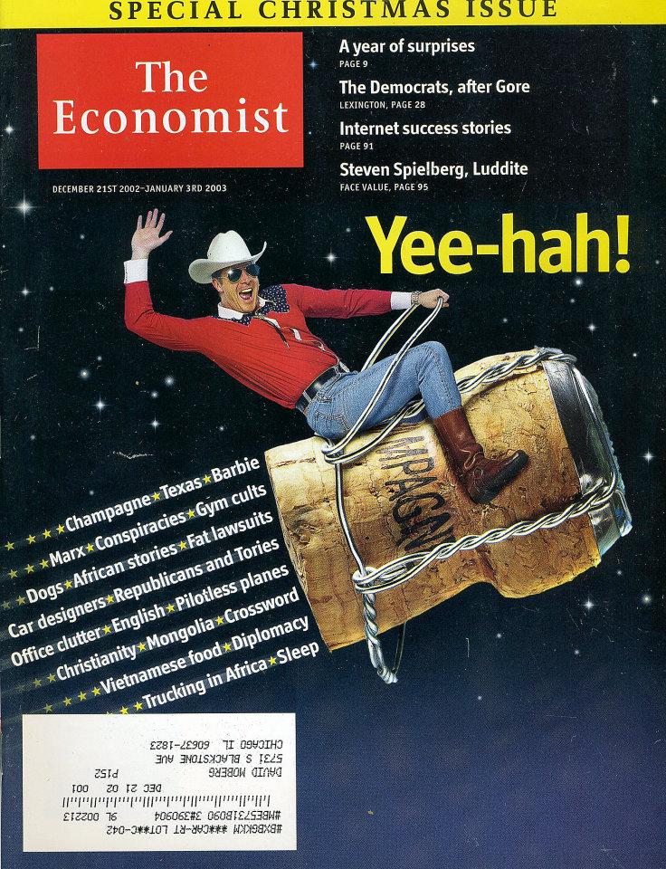 The Economist Vol. 365 No. 8304