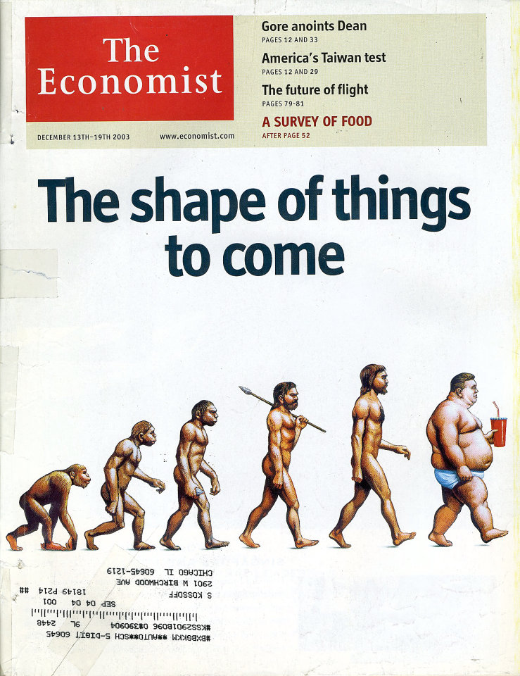 The Economist Vol. 369 No. 8354