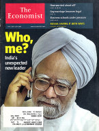 The Economist Vol. 371 No. 8376 Magazine