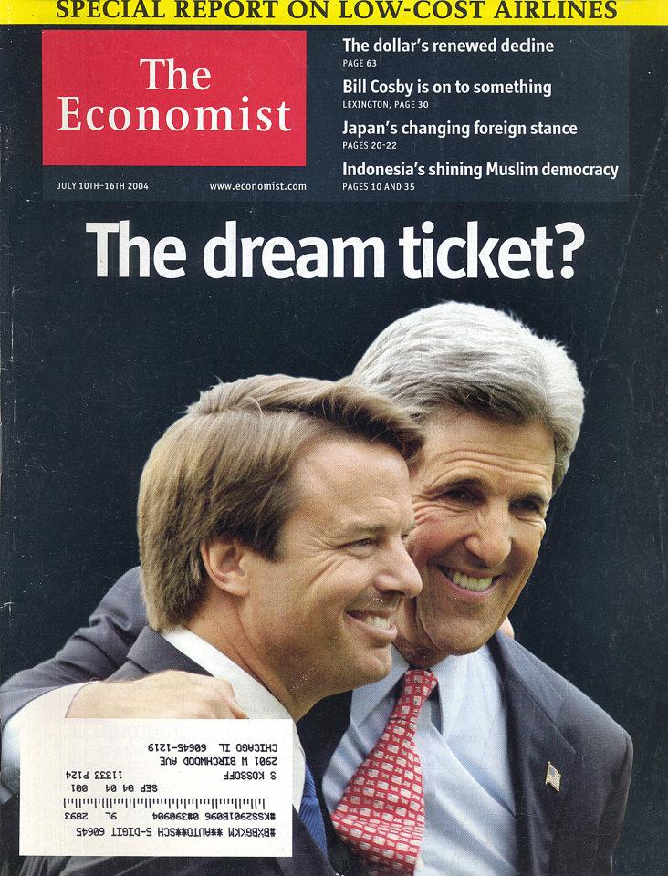 The Economist Vol. 372 No. 8383