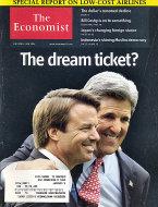 The Economist Vol. 372 No. 8383 Magazine