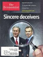 The Economist Vol. 372 No. 8384 Magazine