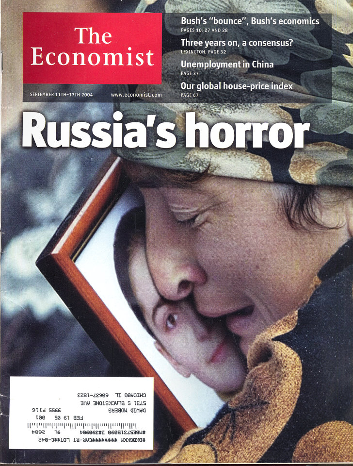 The Economist Vol. 372 No. 8392