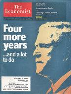 The Economist Vol. 374 No. 8409 Magazine