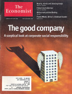 The Economist Vol. 374 No. 8410 Magazine