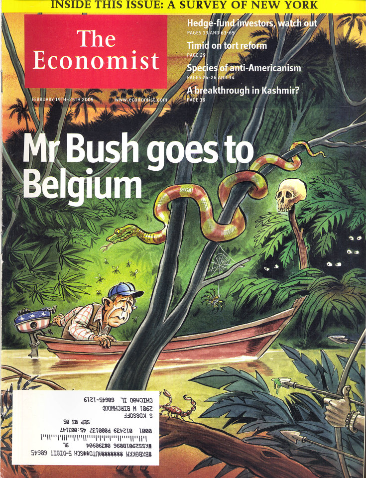 The Economist Vol. 374 No. 8414