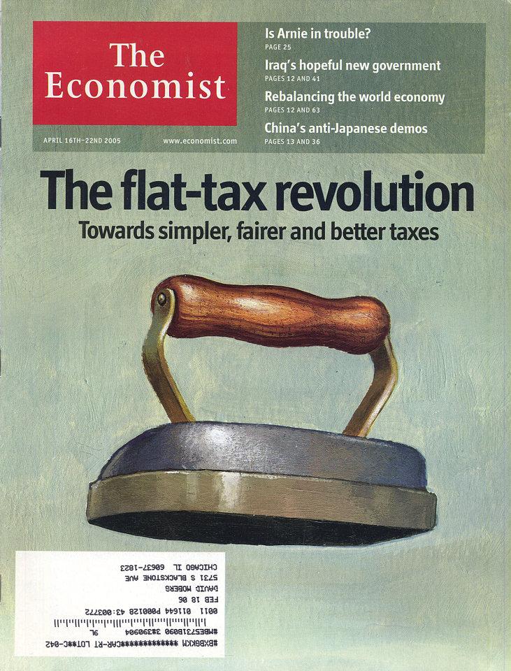 The Economist Vol. 375 No. 8422