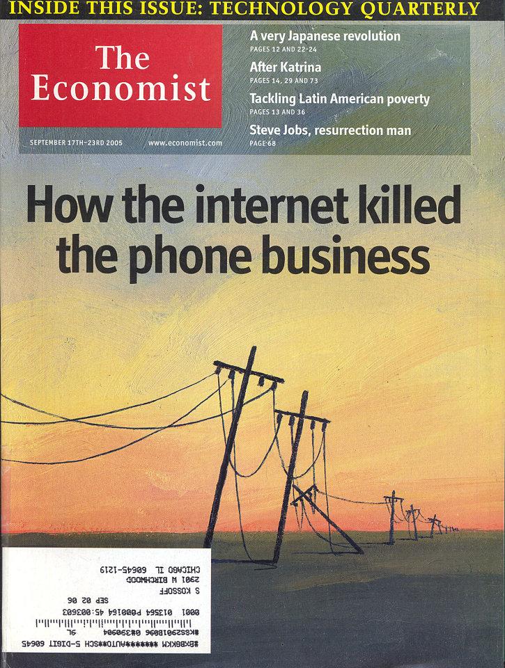 The Economist Vol. 376 No. 8444