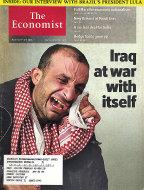 The Economist Vol. 378 No. 8467 Magazine