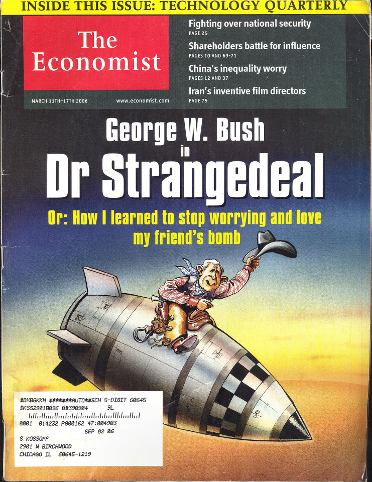 The Economist Vol. 378 No. 8468