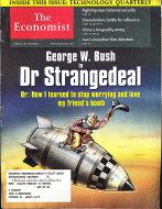 The Economist Vol. 378 No. 8468 Magazine