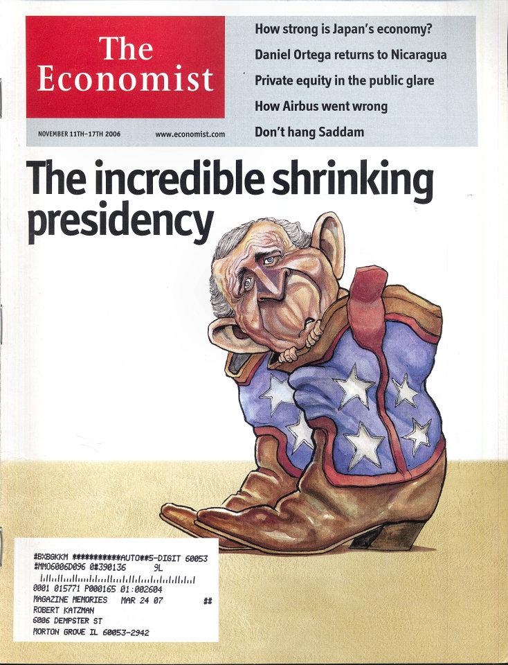 The Economist Vol. 381 No. 8503