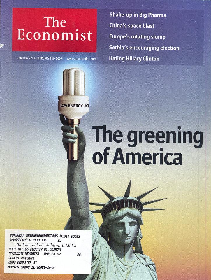 The Economist Vol. 382 No. 8513