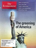 The Economist Vol. 382 No. 8513 Magazine