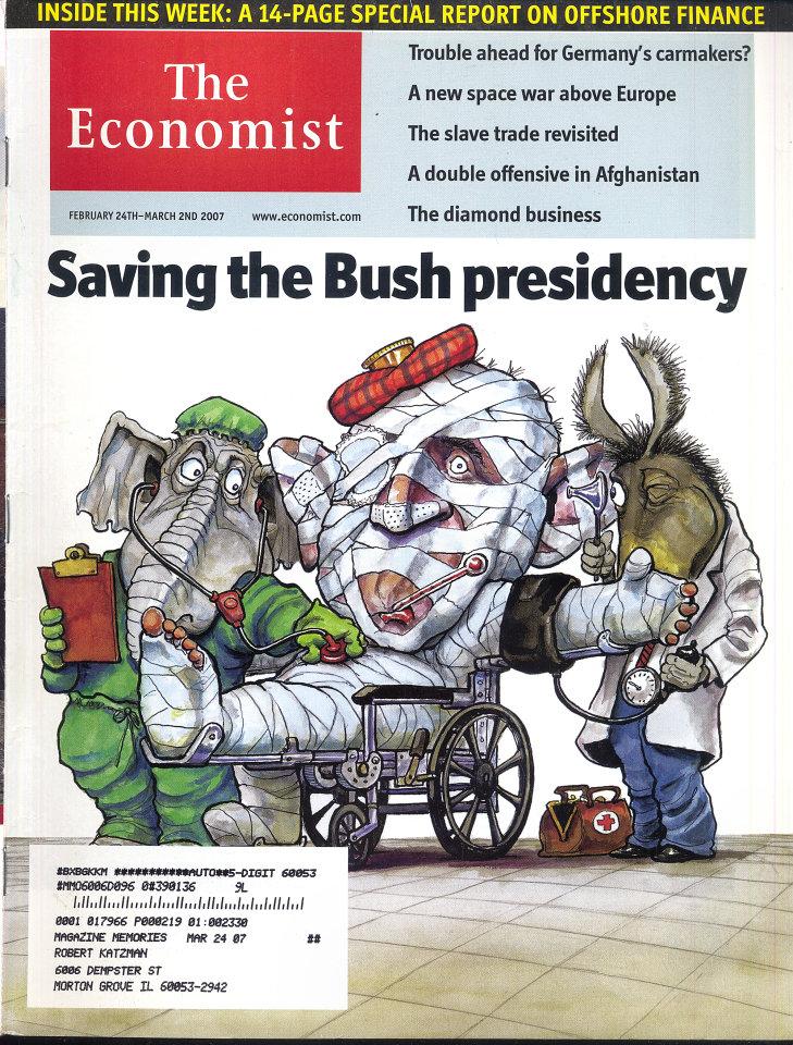 The Economist Vol. 382 No. 8517