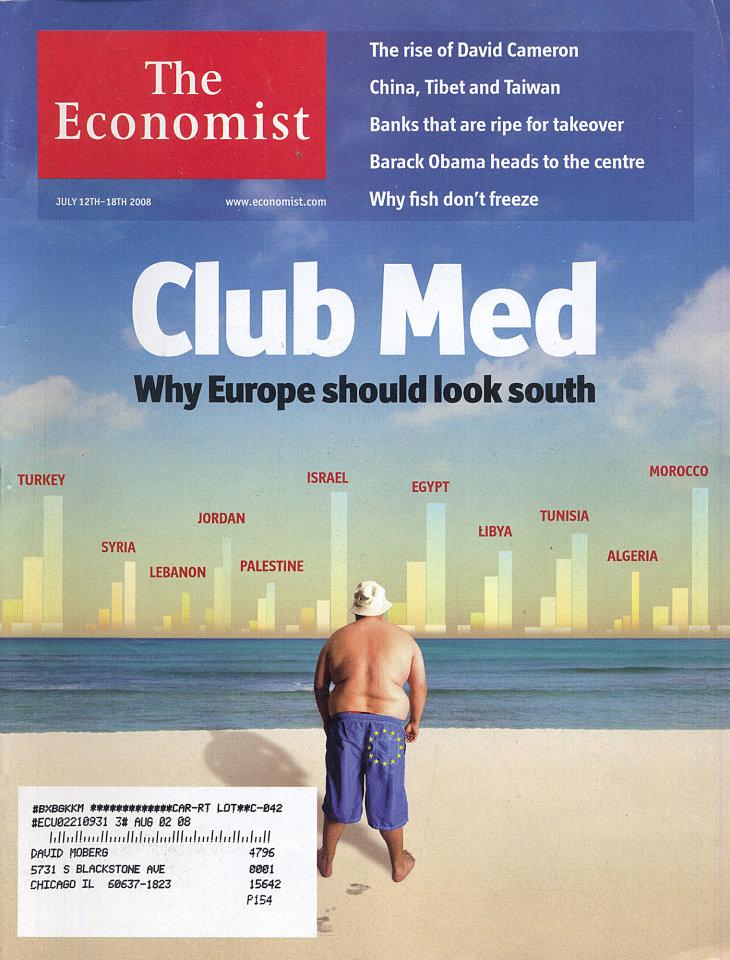 The Economist Vol. 388 No. 8588