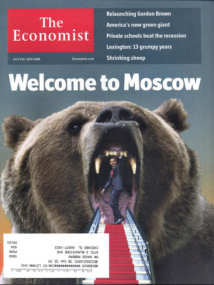 The Economist Vol. 392 No. 8638