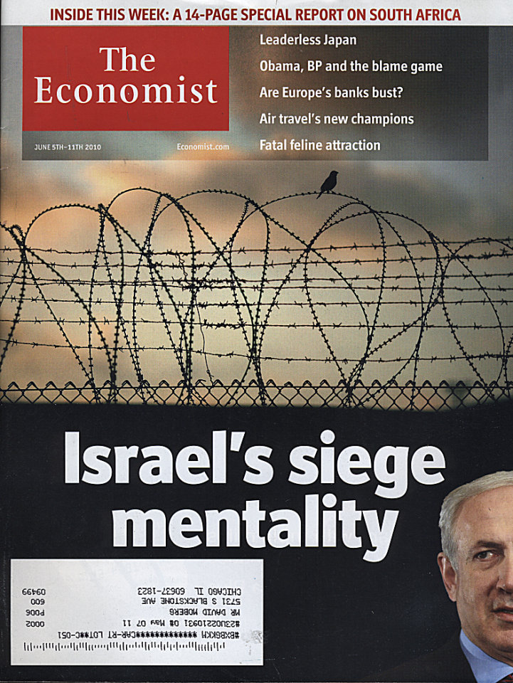 The Economist Vol. 395 No. 8685