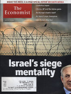 The Economist Vol. 395 No. 8685 Magazine