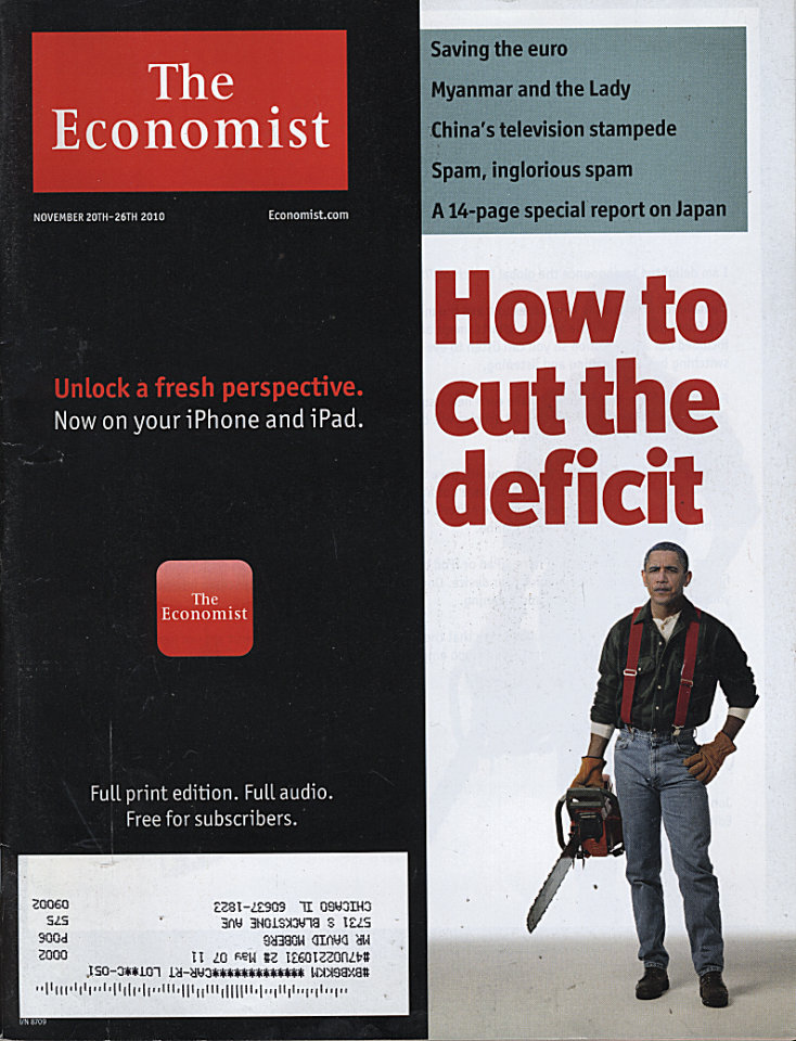 The Economist Vol. 397 No. 8709
