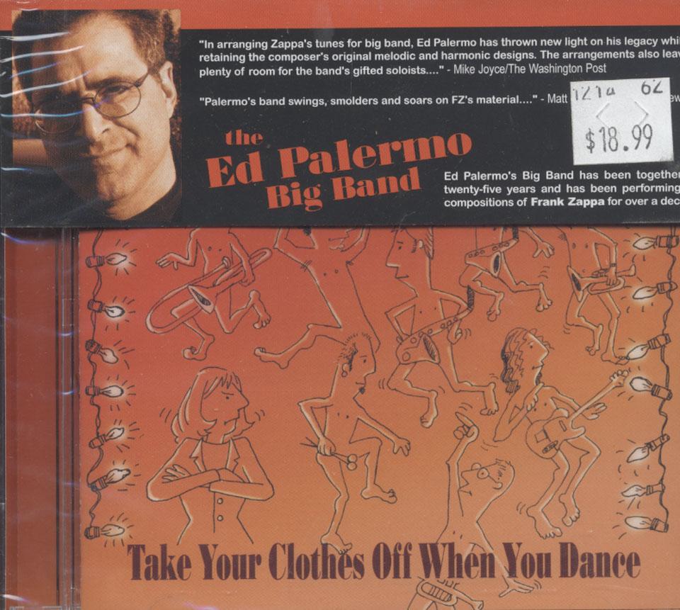 The Ed Palermo Big Band CD
