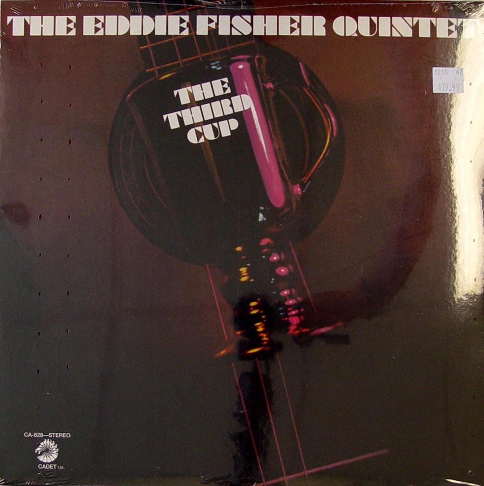 """The Eddie Fisher Quintet Vinyl 12"""" (New)"""