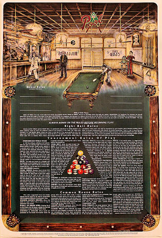 The Eight Ball Poster Poster