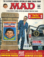 The Eleventh Annual Edition Of More Thrash From Mad Magazine