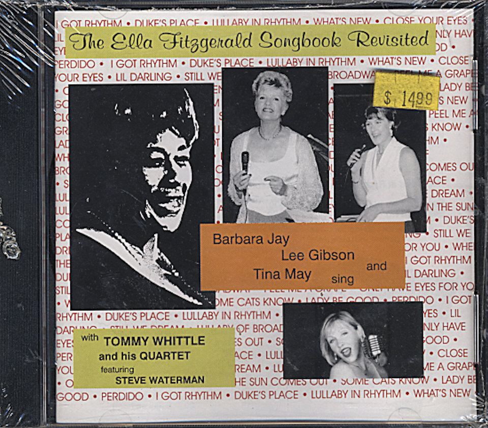 The Ella Fitzgerald Songbook Revisited CD