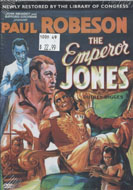 The Emperor Jones DVD