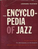 The Encyclopedia Of Jazz Book