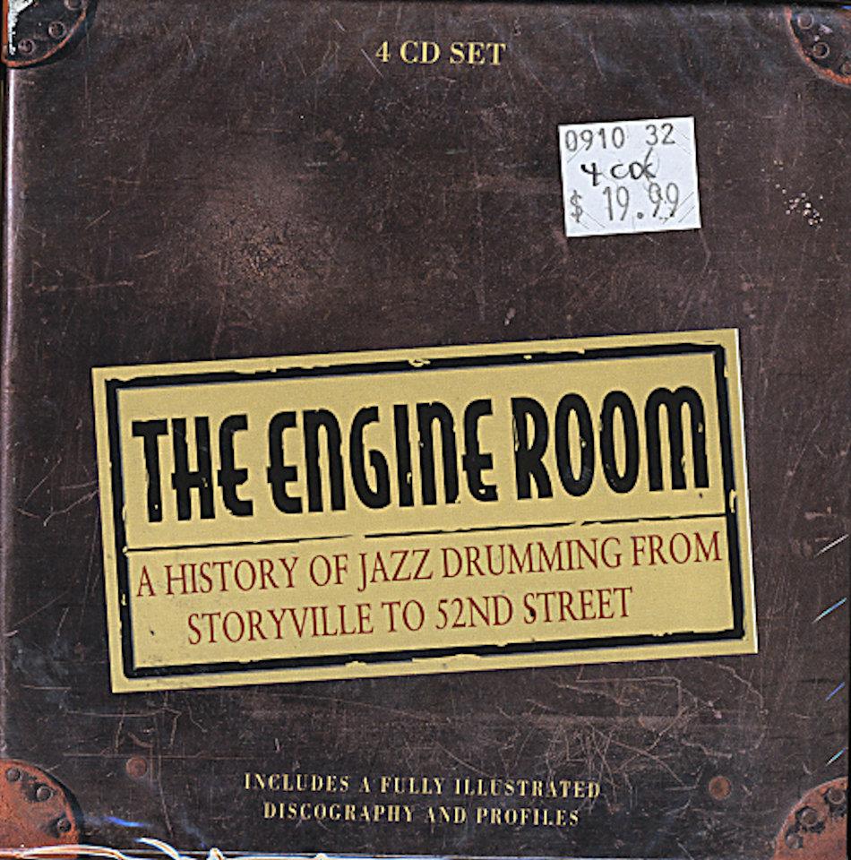 The Engine Room CD