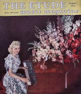 The Etude Vol. XII No. 8 Magazine