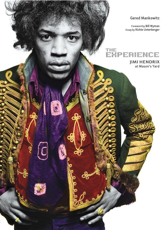 The Experience - Jimi Hendrix at Masons Yard