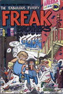 The Fabulous Furry Freak Brothers No. 1 Comic Book