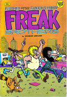 The Fabulous Furry Freak Brothers No. 2 Comic Book