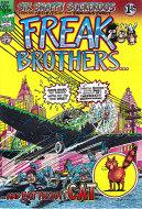The Fabulous Furry Freak Brothers No. 6 Comic Book