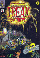 The Fabulous Furry Freak Brothers No. 7 Comic Book