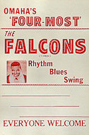 The Falcons Poster