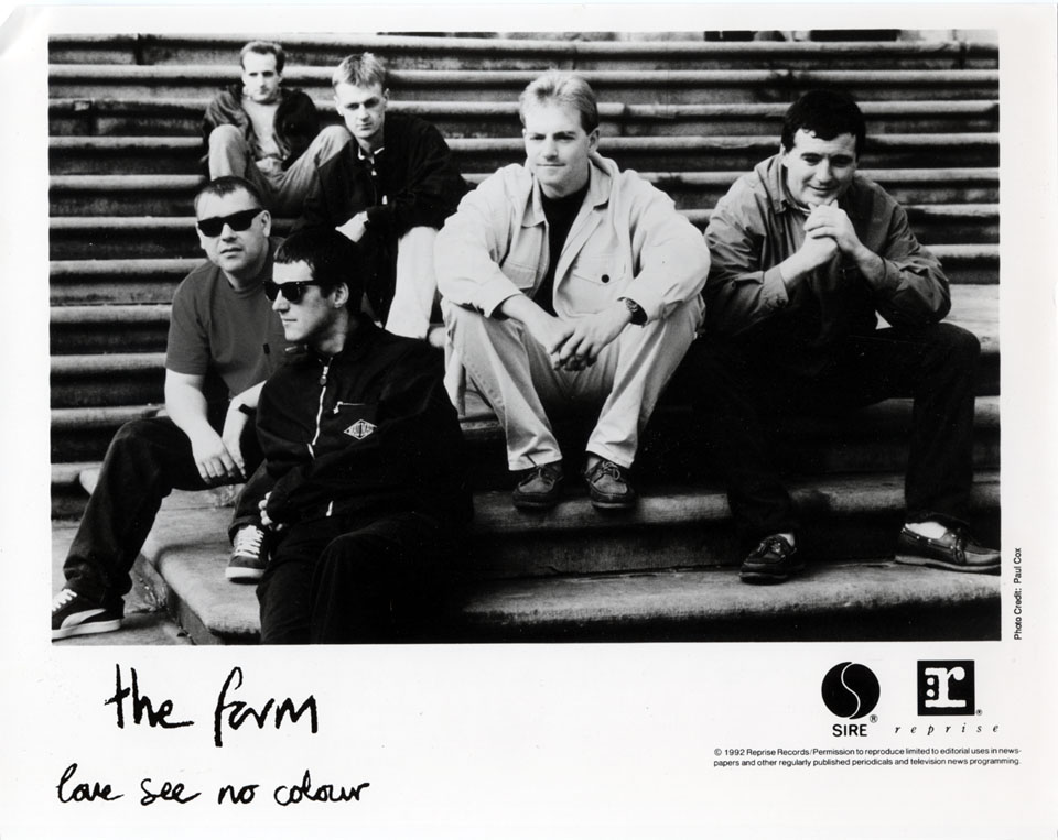 The Farm Promo Print
