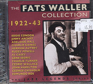 The Fats Waller Collection CD