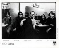 The Feelies Promo Print