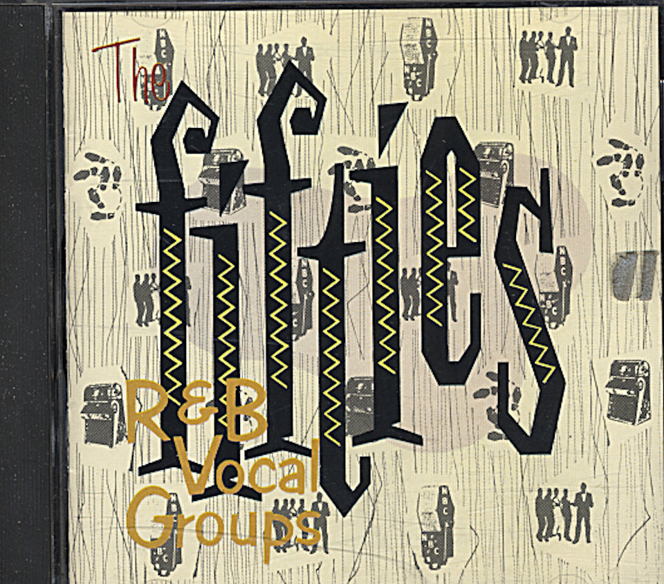 The Fifties: R&B Vocal Groups CD