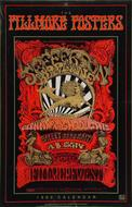 The Fillmore Posters Calendar