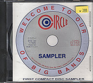 The First Circle Compact Disc Sampler CD