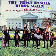 "The First Family Rides Again Vinyl 12"" (Used)"