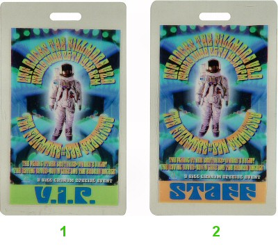 The Flying Other Brothers Laminate