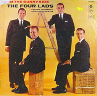 "The Four Lads Vinyl 12"" (Used)"